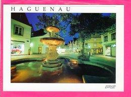 Cp  Carte Postale  - Haguenau Fontaine - Haguenau