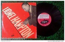 "LP 25cm * LIONEL HAMPTON * And His PARIS ALL STARS ""JAZ TIME PARIS"" / VOGUE LD. 166 (1953) - Jazz"