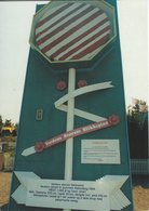 World's Largest Lollipop.  Bonbon- Land. Denmark  # 0328 - Postcards