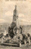 52. CPA. SAINT AIGNAN.  Monument Des Soldats Morts Pour La Patrie.  Couronne Du 109 éme Régiment D'infanterie. - France