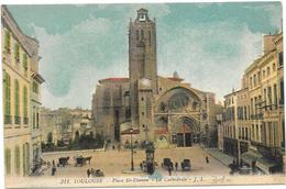 TOULOUSE: PLACE ST ETIENNE - Toulouse