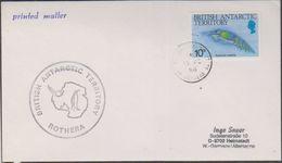 British Antarctic Territory 1986 Ca Rothera 12 Fe 86  (38429) - Brits Antarctisch Territorium  (BAT)
