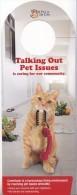 Bookmark Pet Cat - Bookmarks