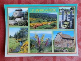 Dep 48 , Cpm  LA MARGERIDE , Multivues , 48PP S.23  (12.855) - France