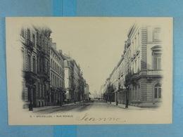 Bruxelles Rue Royale - Lanen, Boulevards