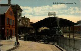 USA - ALTOONA - Gare - Train - Station - Etats-Unis