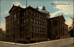 USA - ALTOONA - High School - Etats-Unis