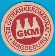 Diamant Brauerei Magdeburg ( Bd 1661 ) - Beer Mats