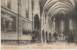 CPA - FOIX - INTERIEUR DE L'EGLISE - 389 - LABOUCHE - Foix