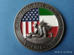 CARABINIERI E GRANATIERI  Carabinieri Comando Americano Di Vicenza - Italia
