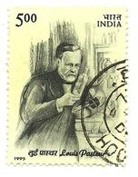 1995 - India 1251 Centenario Morte Di L. Pasteur C4673, - Louis Pasteur
