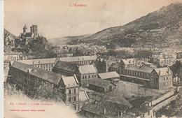 CPA - FOIX - LYCEE LAKANAL - 42 - LABOUCHE - Foix