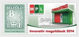 Hungary 2014 Set - Innovative Solutions 2014 - Parcel Terminal - Hongarije