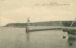56 .n°40003 . Ile De Groix . Le Phare De Port Tudy - Groix