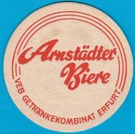 Brauhaus Felsenkeller Arnstadt ( Bd 1663 ) - Beer Mats