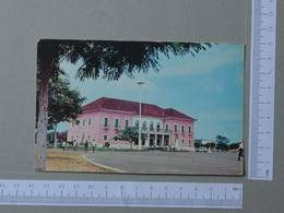 GUINÉ      - PALACIO DO GOVERNO -  BISSAU -   2 SCANS  - (Nº22001) - Guinea-Bissau
