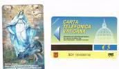 VATICANO-VATICAN-VATICAN CITY  CAT. C&C     6130 - MADONNA MISERICORDIA DI SAVONA . RENATO MINUTO - Vatican