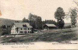 CPA - Environs De GERARDMER (88) - Aspect De La Ferme-Auberge Parigoutte En 1925 - Other Municipalities
