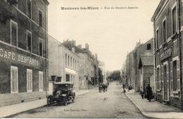 MONTCEAU LES MINES -  RUE DU DOCTEUR JEANNIN - Montceau Les Mines