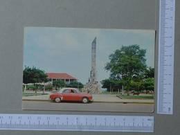 GUINÉ      - PRAÇA DO IMPÉRIO -  BISSAU -   2 SCANS  - (Nº22006) - Guinea-Bissau