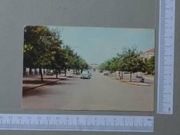 GUINÉ      - AVENIDA DA REPUBLICA -  BISSAU -   2 SCANS  - (Nº22008) - Guinea-Bissau