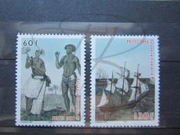 VEND BEAUX TIMBRES DE POLYNESIE N° 767 + 768 , XX !!! - Polynésie Française