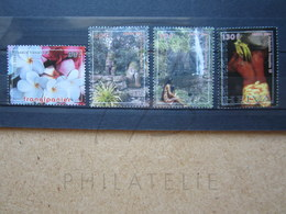 VEND BEAUX TIMBRES DE POLYNESIE N° 775 - 778 , XX !!! - Polynésie Française