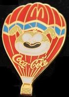 MARSUPILAMI - BALLON AIR CHAUD - COCA COLA - MAC DONALD - MC DO - MAC DO -                        (ROSE) - Comics