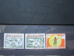 VEND BEAUX TIMBRES DE POLYNESIE N° 795 - 797 , XX !!! - Polynésie Française