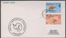 British Antarctic Territory 1985 Faraday Ca 30 De 85 Faraday (38430) - Brits Antarctisch Territorium  (BAT)