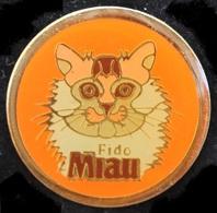 CHAT - CAT - FIDO MIAU -                         (ROSE) - Animals