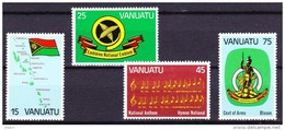 Vanuatu 1981 Nr 631/34 ** Zeer Mooi Lot Krt 2719 - Timbres