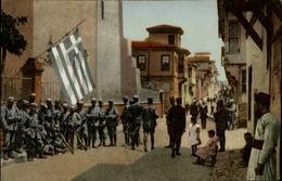 GRECE - THESSALONIQUE - Etat De Siège - Guerre 14-18 - Salonique - Griekenland