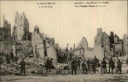 BELGIQUE - LOUVAIN - Leuven - Ruines - Guerre 14-18 - Leuven