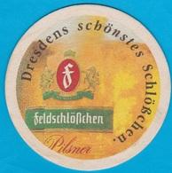 Feldschlößchen Dresden ( Bd 1665 ) - Beer Mats
