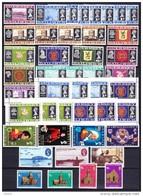 Guernsey Kleine Verzameling 1969/70 ** Zeer Mooi Lot 2920 - Timbres