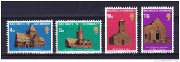 Guernsey 1970 Nr 30/33 ** Zeer Mooi Lot Krt 2736 - Collections (without Album)