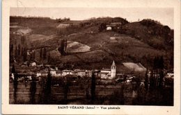38 - SAINT VERAND --  Vue Générale - Saint-Vérand