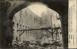 BELGIQUE - YPRES - Ruines - Guerre 14-18 - - Autres