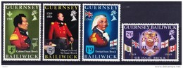 Guernsey 1969 Nr 19/22 ** Zeer Mooi Lot Krt 2732 - Collections (without Album)
