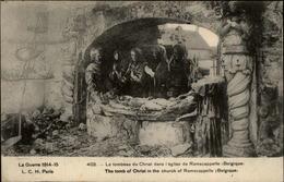 BELGIQUE - RAMSCAPPELLE - Tombeau Du Christ - Belgique