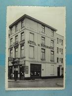 Bruxelles Hôtel De Poperinghe Brasserie Rue Du Progrès - Cafés, Hôtels, Restaurants