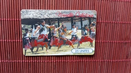 Phonecard Nouvelle Calédonie Only 60.000 Made Used Rare - New Caledonia