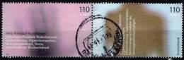 Bund 2001, Michel# 2200 - 2203 O Verschiedene Zusammendrucke - [7] République Fédérale