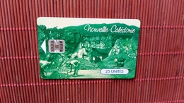 Phonecard Nouvelle Calédonie Only 50.000 Made Used Rare - New Caledonia