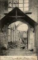BELGIQUE - SHAESKERKE - Ruines - Guerre 14-18 - - Autres