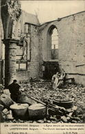 BELGIQUE - LAMPERNISSE - Ruines - Guerre 14-18 - - Belgique