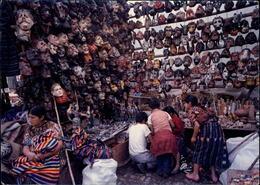 GUATEMALA - Chichicastenango - Masques - Guatemala