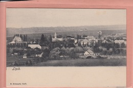 OLD POSTCARD  CROATIA - 1900'S LIPIK - Croatia
