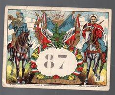 (militaria) Conseil De Révision Vive La Classe (18)87 (PPP8454) - Army & War